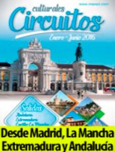 Salidas desde Madrid, La Mancha, Extremadura y Andalucía