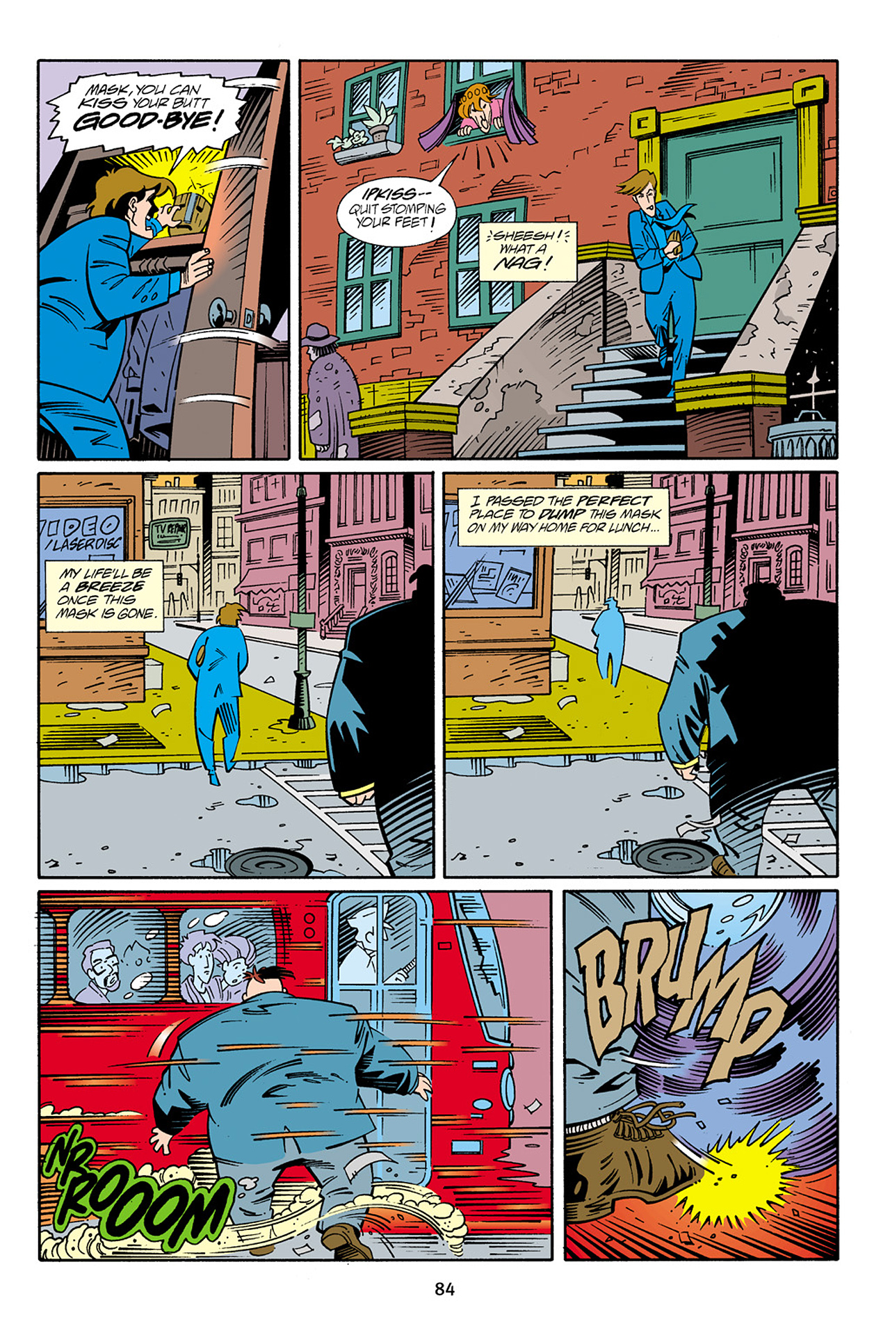 Read online Adventures Of The Mask Omnibus comic -  Issue #Adventures Of The Mask Omnibus Full - 84