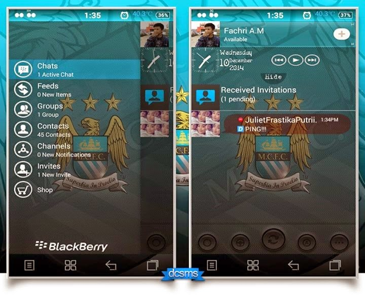 BBM Mod Transparan + Change Background V2.5.1.46