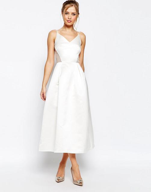 Quick Delivery Wedding Dresses 66 Lovely asos midi wedding dress