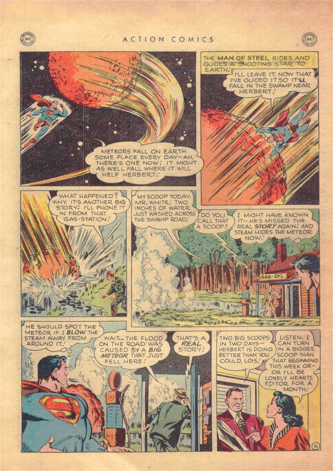 Read online Action Comics (1938) comic -  Issue #138 - 7