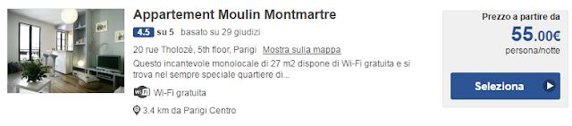 Appartement Moulin Montmartre