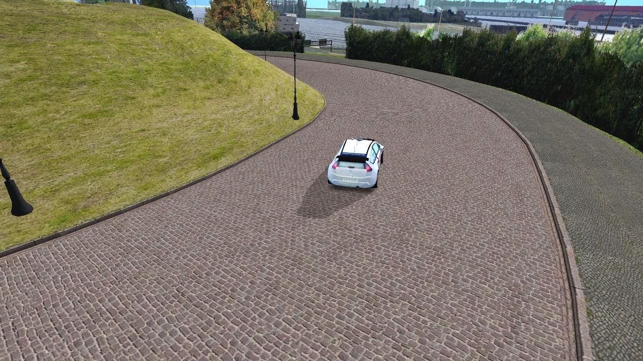 RBR TRAXX NEWS Vreal Rally Track Design 3D : Rally of