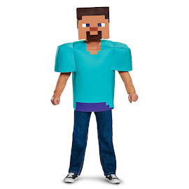 Minecraft Disguise Steve Classic Costume Gadget