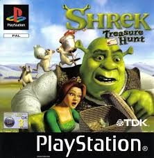 Free Download Shrek Treasure Hunt PSX ISO PC Games Untuk Komputer Full Version ZGAS-PC