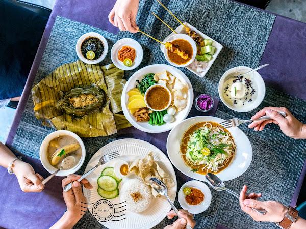 Kesum Art Restaurant @ Stewart Lane, Georgetown, Penang