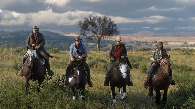 تعرف على أول لاعب جرب لعبة Red Dead Redemption 2 في العالم ، قصة إنسانية جد مؤثرة ..