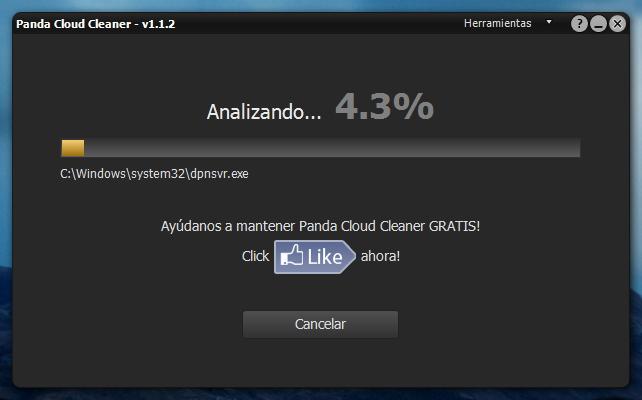 Panda Cloud Cleaner 1.1.8 [Analiza y limpia tu PC con la ...