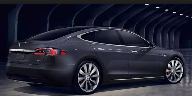 Again, Tesla Model S fails To Secure A Top Safety Pick+ Grade