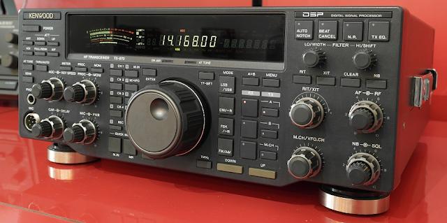 Kenwood TS-870S