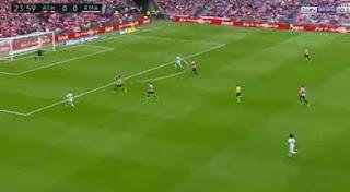 بالفيديو : ريال مدريد يفوز على اتلتيك بلباو 2-1 السبت 18-03-2017 الدوري الاسباني