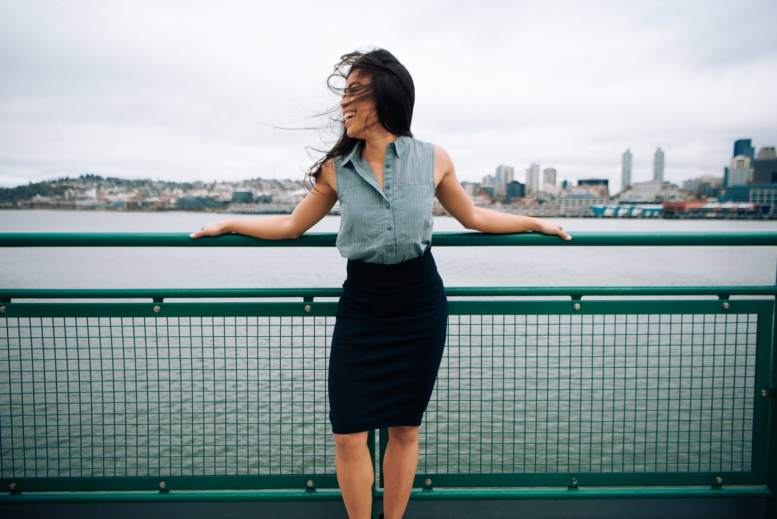 f41b894b791 How to Pose like a Fashion Blogger: 12 Ideas You Should Try - Emma's ...