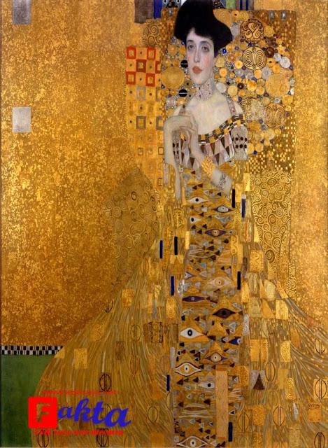 lukisan portrait of adele bloch adalah lukisan paling mahal di dunia