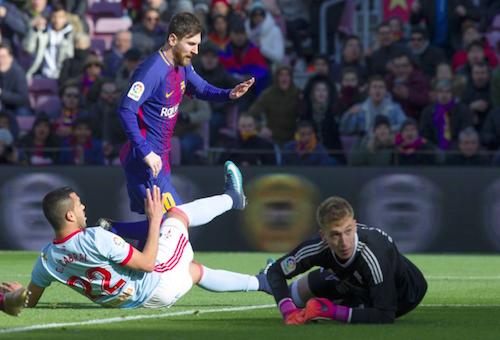 """الجهوية 24 - سيلتا فيغو يحرج برشلونة ويخطف تعادلا ثمينا من ملعب """"كامب نو"""""""