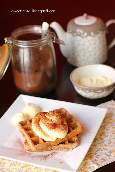 waffel caffè crema mascarpone ricetta