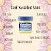 Kebaikan dan Kegunaan Vaseline Yang Orang Mungkin Tak Tahu