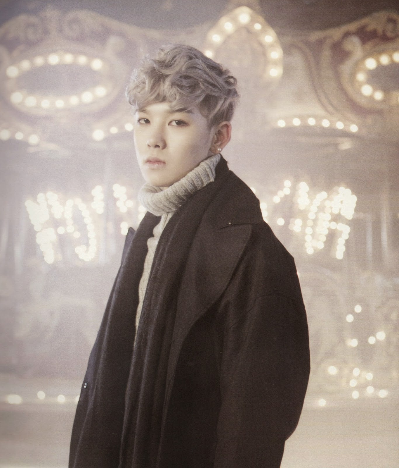 K-POP: Zelo - 1st Sensibility (Photoshoot)
