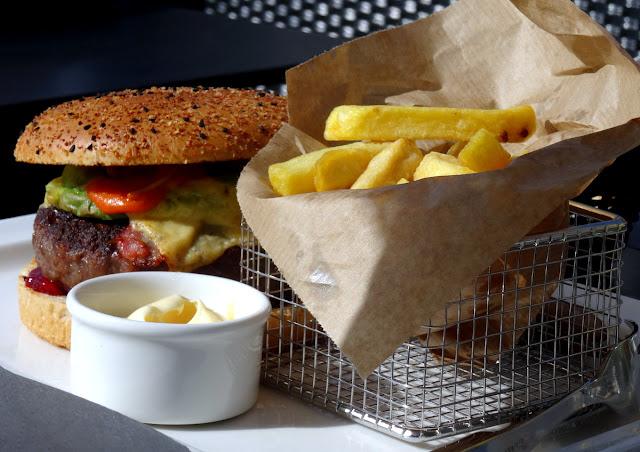 Burger Fries - Van der Valk Hotel Restaurant Vianen in Utrecht, Netherlands