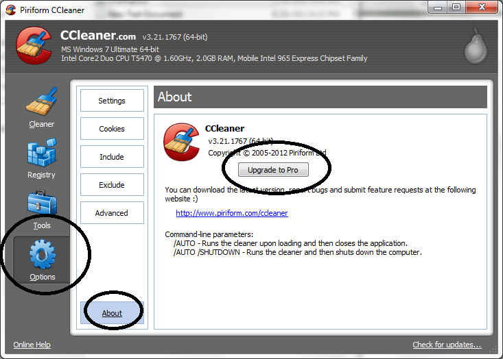 sikhilekanna: ccleaner pro serial. make free to pro edition