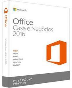 Microsoft Office 2016-2018 + Crack Português – Ativado / Atualizado