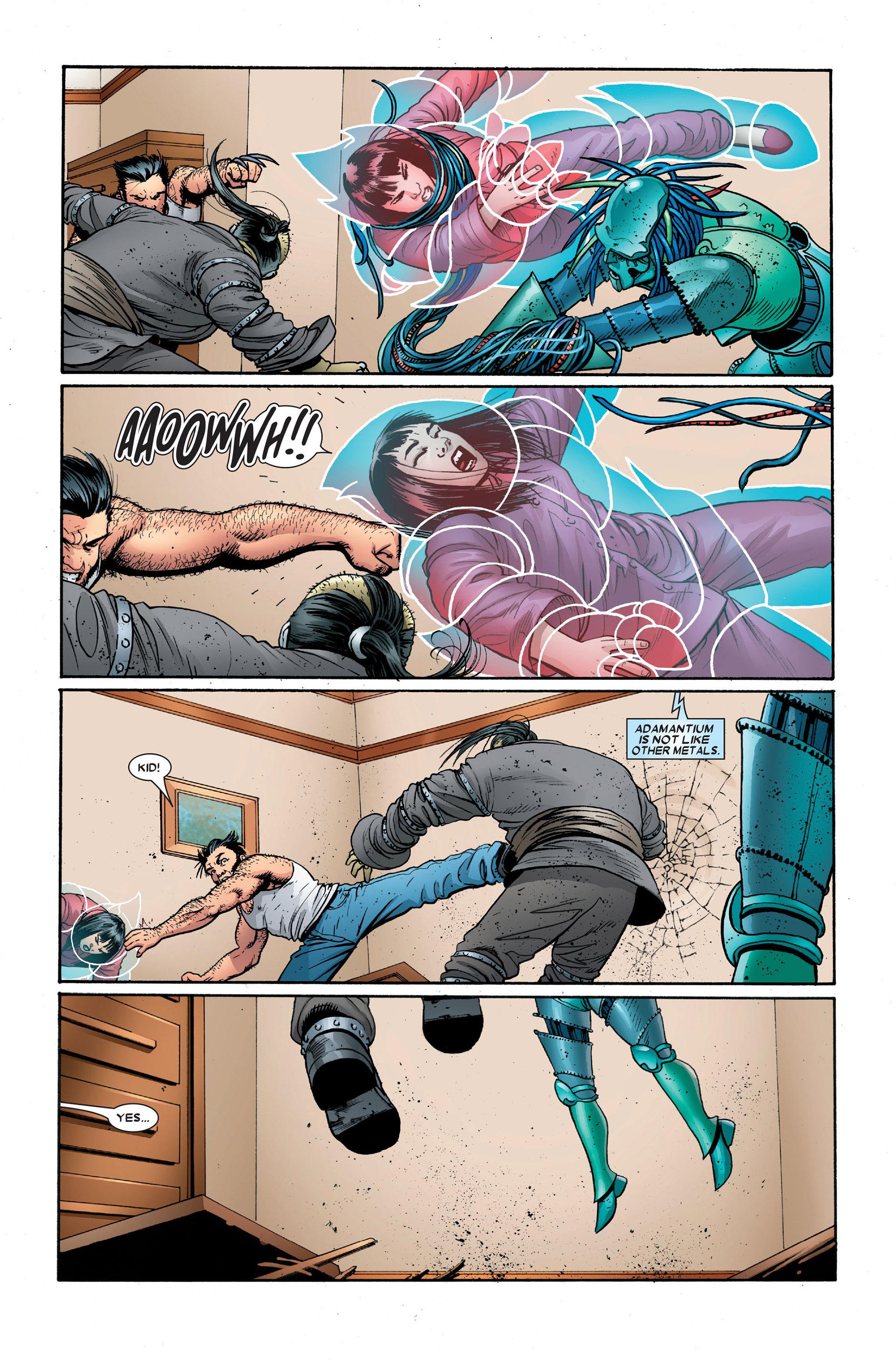 Read online Astonishing X-Men (2004) comic -  Issue #18 - 13