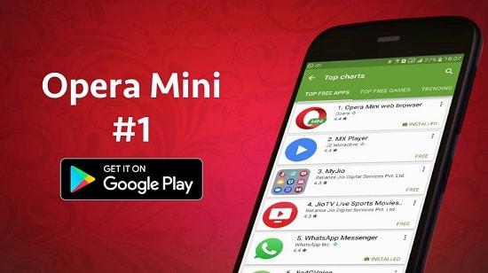 تحميل متصفح أوبرا ميني السريع للأندرويد Opera Mini 7.6.4
