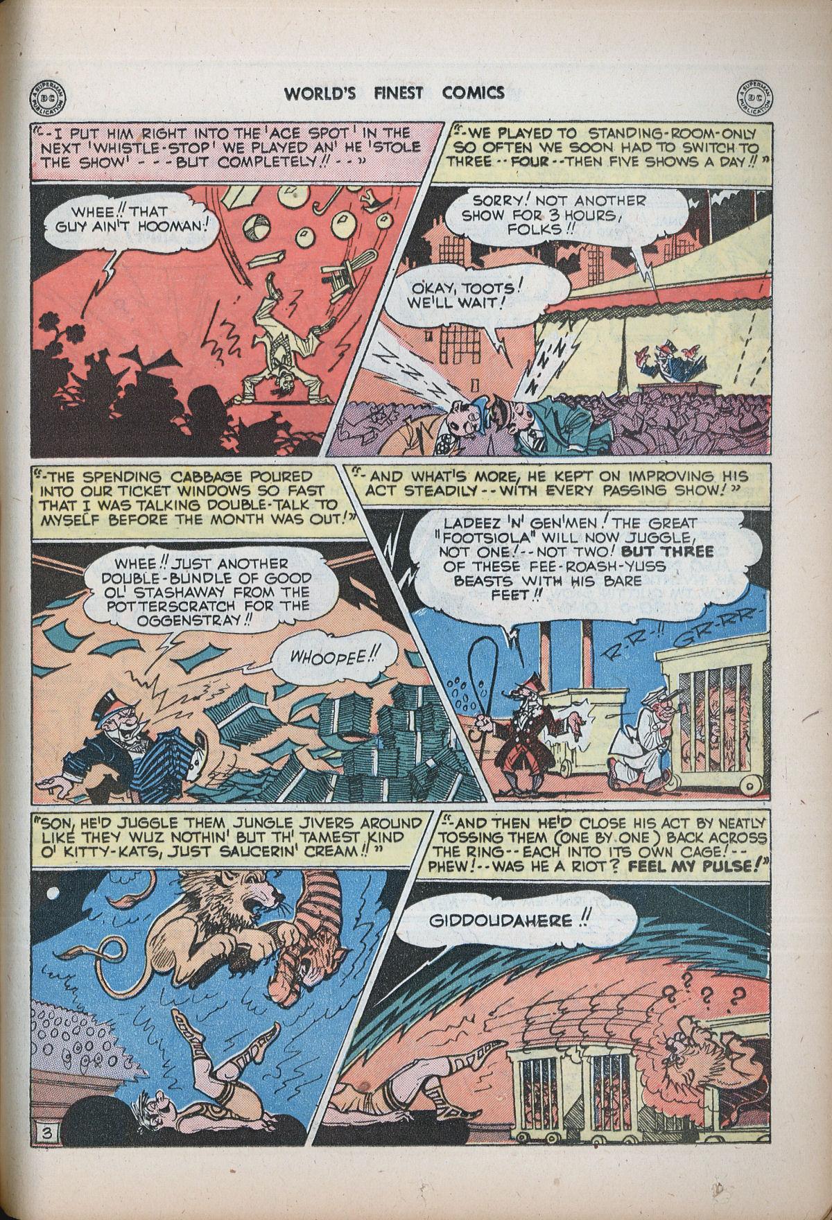 Read online World's Finest Comics comic -  Issue #32 - 57