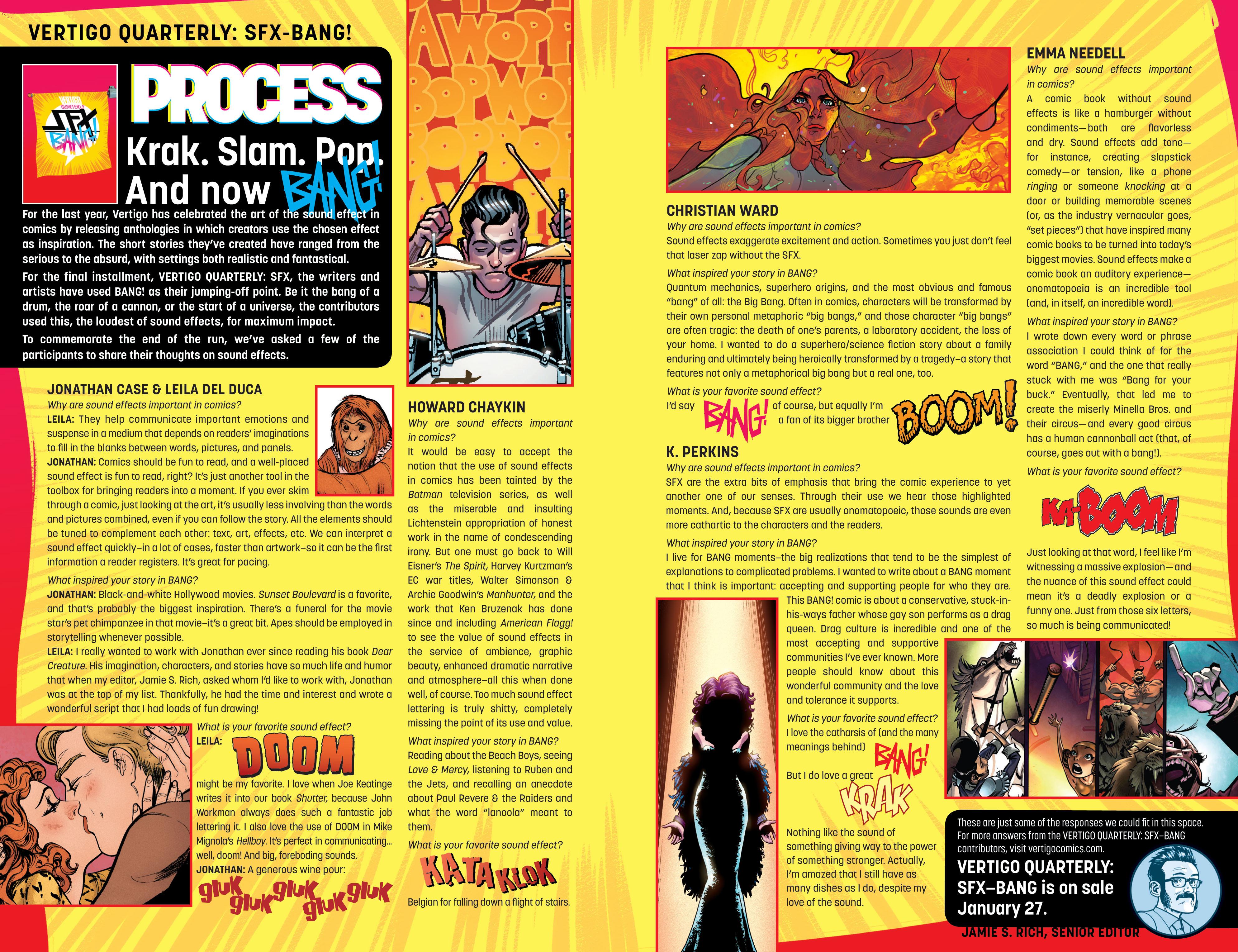 Read online Slash & Burn comic -  Issue #3 - 23