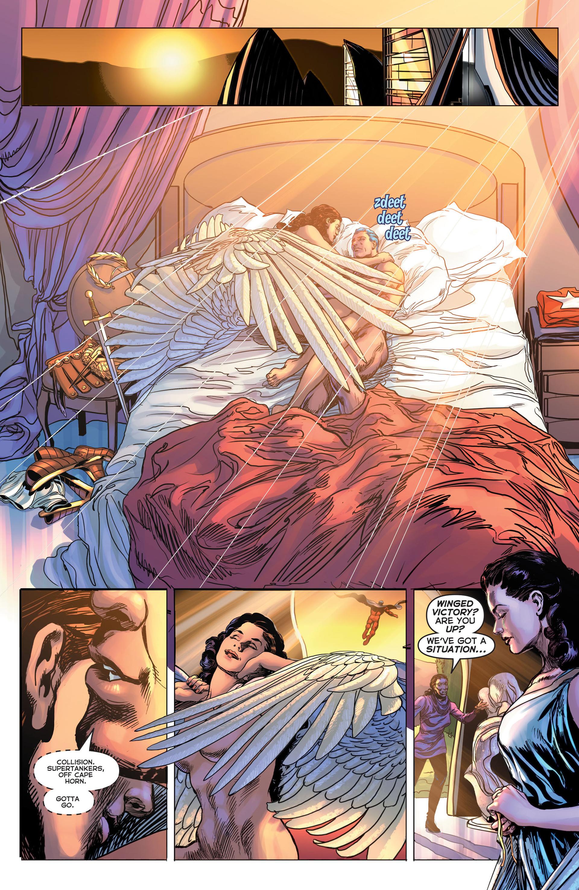 Read online Astro City comic -  Issue #7 - 7