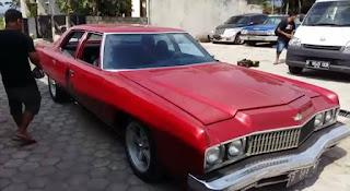 Bukalapak Mobil Bekas : Chevrolet Caprice V8 Automatic 1974 Super Condition LHD