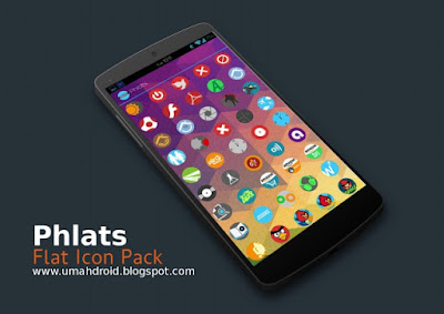 Download Phlats APK Icon Pack