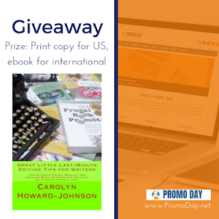 #GIVEAWAY: How To Do It Frugally Series #PromoDay2019