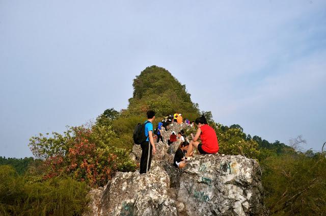#NATUREXX - Bukit Tabur West Peak