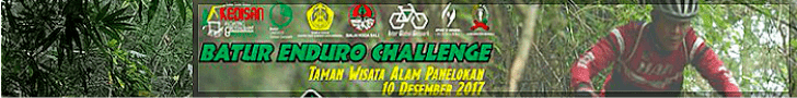 Kintamani Enduro Bike To Nature - TWA Panelokan