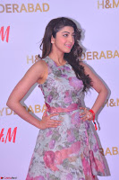 Pranitha Subash in lovely Flower Print Sleeveless Short dress ~  Exclusive 087.JPG