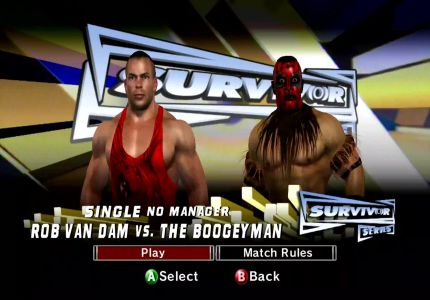Download WWE Smackdown Vs Raw 2008 Highly Compressed Game For PC
