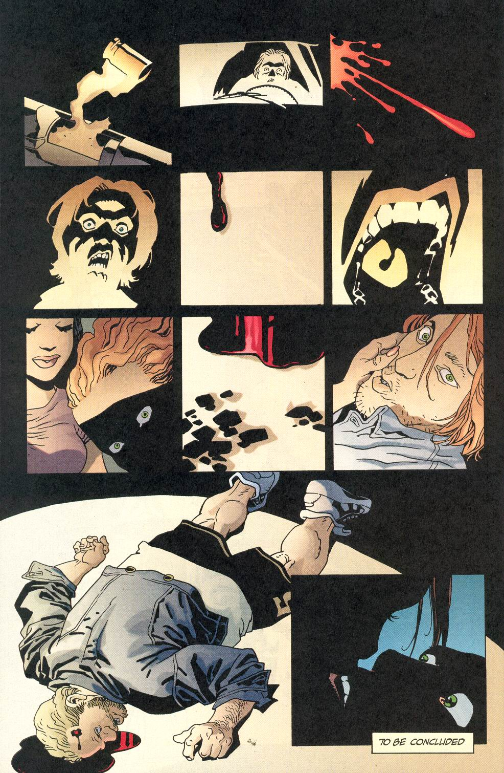 Read online 100 Bullets comic -  Issue #29 - 23