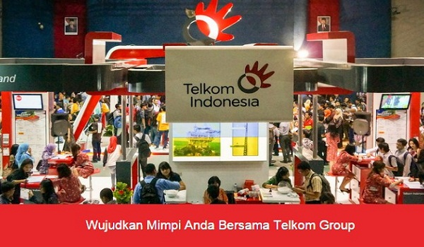 PT TELKOM INDONESIA TBK (PERSERO) : MANAGEMENT TRAINEE - BUMN, INDONESIA