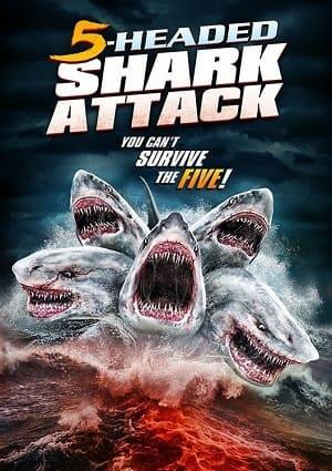 O Ataque do Tubarão de 5 Cabeças Torrent