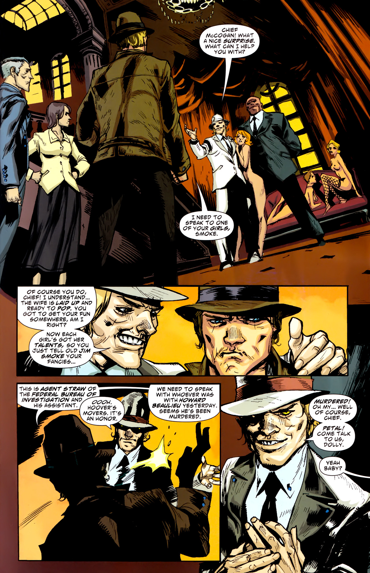 Read online American Vampire comic -  Issue #7 - 2