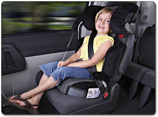 memilih baby / child car seat