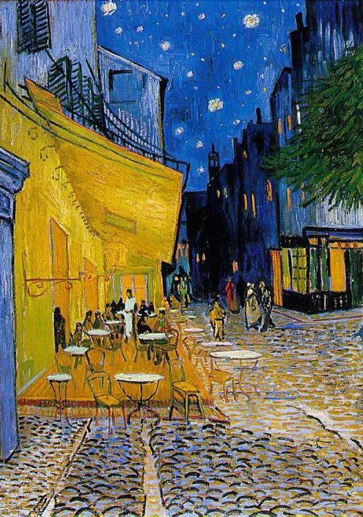 La Página De Omar Montilla Sobre Una Pintura De Vincent Van