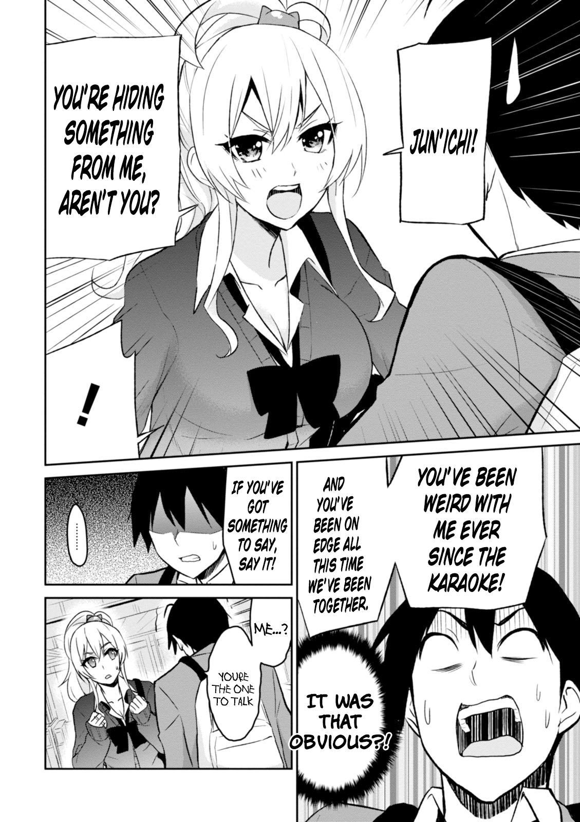 Hajimete no Gal - Chapter 8