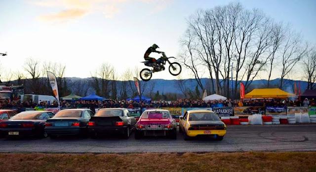 Γιάννενα: Αντίστροφη μέτρηση για το Motor Festival των Ιωαννίνων