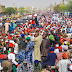 Many Slump at Atiku's Overcrowded Rally in Kano