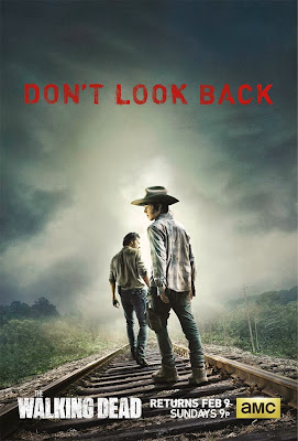 The Walking Dead Mid-Season Poster Art