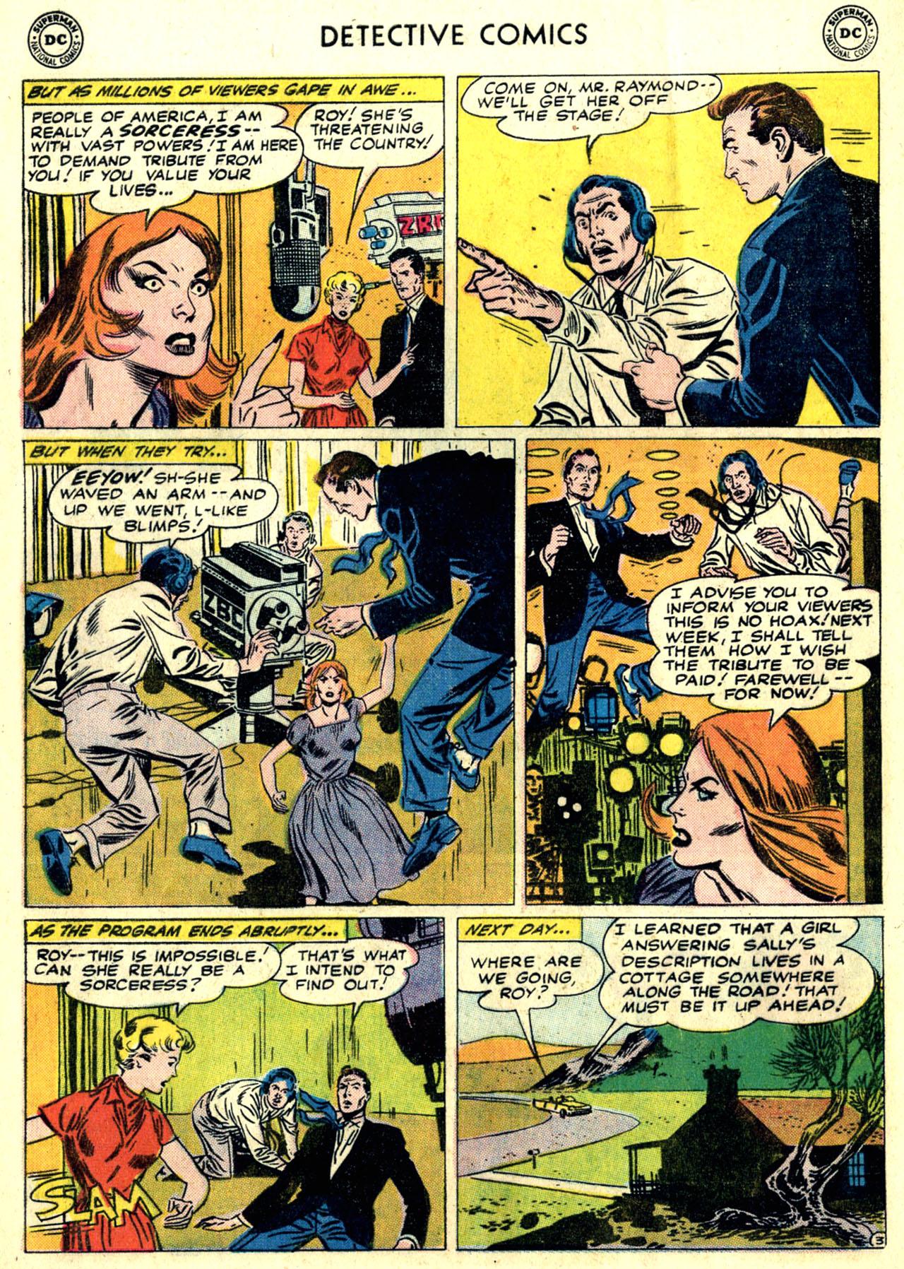 Detective Comics (1937) 281 Page 19