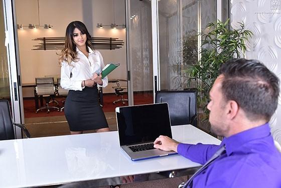 Sophia Leone (Sophia Assists Morning Business) XXX 18+
