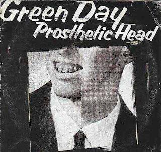 Green Day Lyrics - Prosthetic Head
