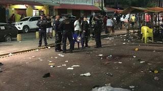7 mortos e 4 feridos
